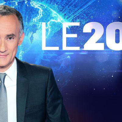 Le JT du 20h de TF1 du 21 février