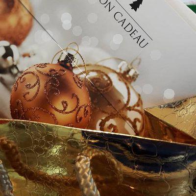 Pour Noël, pensez aux Bons cadeaux dans votre institut à Aillant sur Tholon