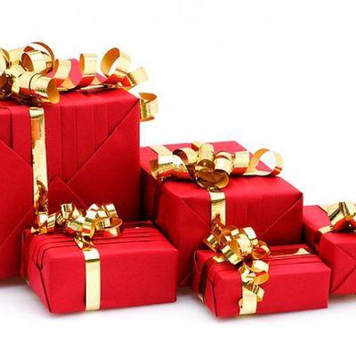 Emballage de cadeaux à Intermarché Pompadour