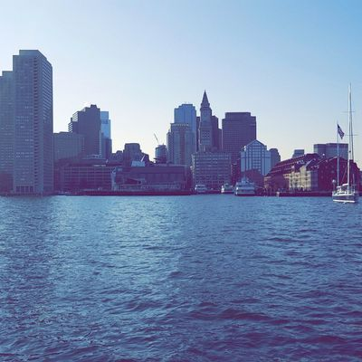 Boston or the most eastern city in the US