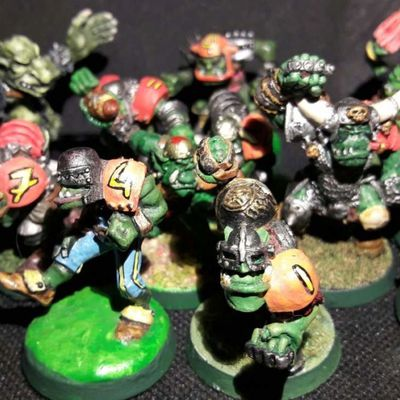 Le Blood Bowl Club 85 - RECRUTEMENT DES COACHS