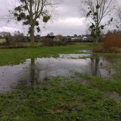 Il pleut parfois, dit-on, en Normandie