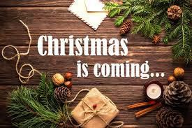 Christmas is coming... (partie 1)