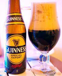 Une autre Guinness dans le gosier