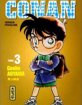 Detective Conan- Tome 3