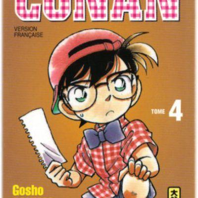 Detective Conan- Tome 4