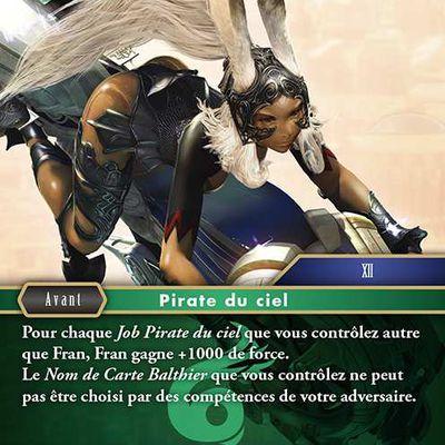 Carte : Fran (5-157S)