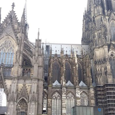 Première journée en Allemagne