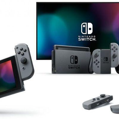 Sélection de jeux Switch
