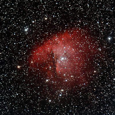 Nébuleuse IC 11 (NGC 281) nuit du 21/22 Septembre 2017