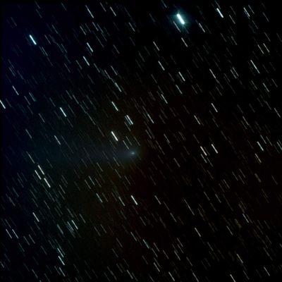Comète C/2016 R2 (PANSTARRS) nuit du 08 au 09 Mars 2018