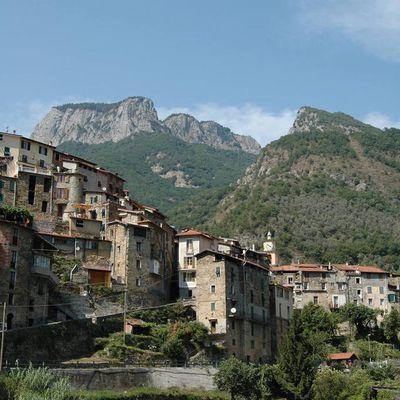 Buggio, Frazione di Pigna (IM), Alta Val Nervia