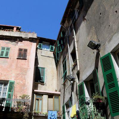 Ventimiglia (IM) - Piazzetta del Canto