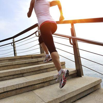 Les escaliers, un must pour se muscler !