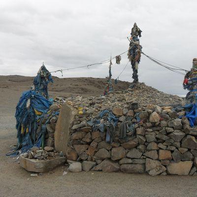Le désert mongole