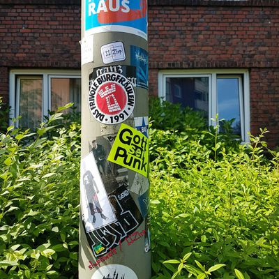 Stickers Around the World