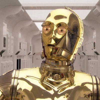 Grands Persos 8: C-3PO