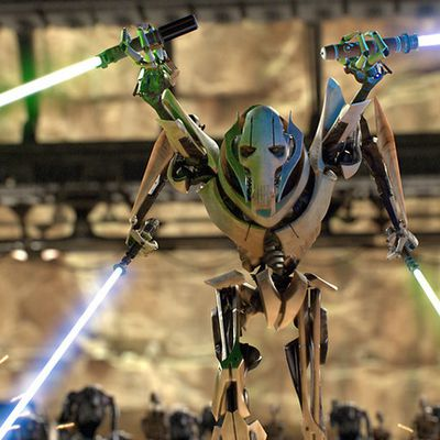 Grand Persos 17: General Grievous