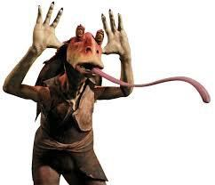 Grands Persos 21: Jar-jar Binks