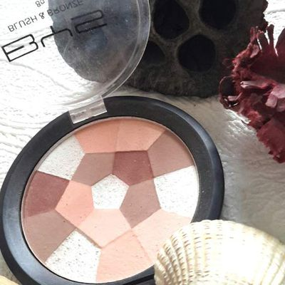 ♡ Poudre mosaique Blush and Bronze Bys.