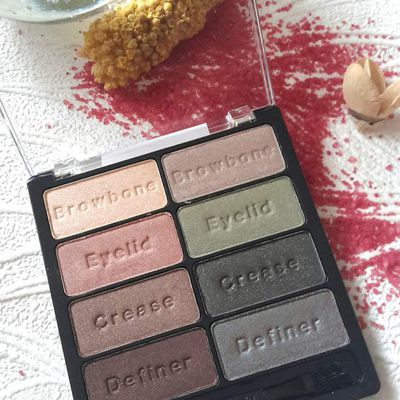 Palette color icon Wet n Wild