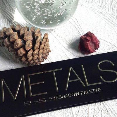 Zoom metal palette de Bys Maquillage