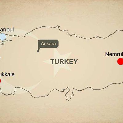 Voyage virtuel en Turquie: le dernier courrier
