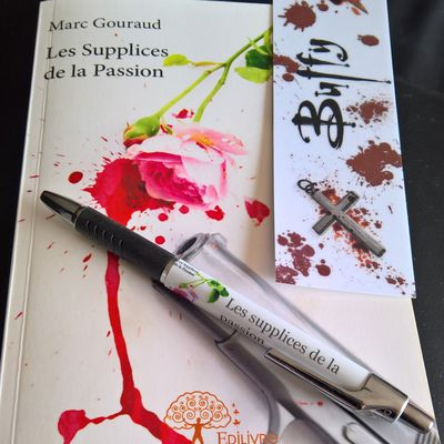 Les supplices de la passion – Marc Gouraud