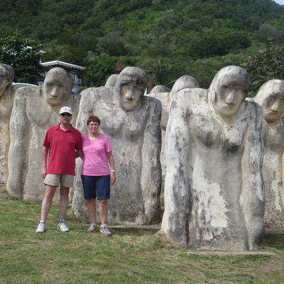Dernière semaine en Martinique pour Nadine et Philippe