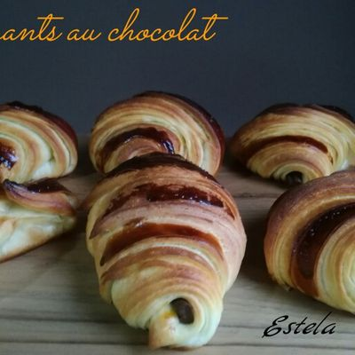Croissants Chocolat