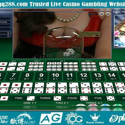 Onlinecasinoqq288.com Trusted Live Casino Gambling Website In Malaysia