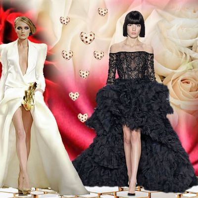 Haute-Couture... Glamour
