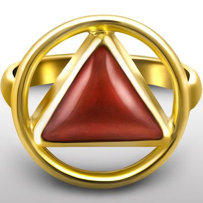 Coral Stone: increases confidence and courage