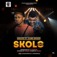 [AUDIO] SKOLO (Remix) Swazzi ft Cabo Snoop [Prod By DJ Coublon]
