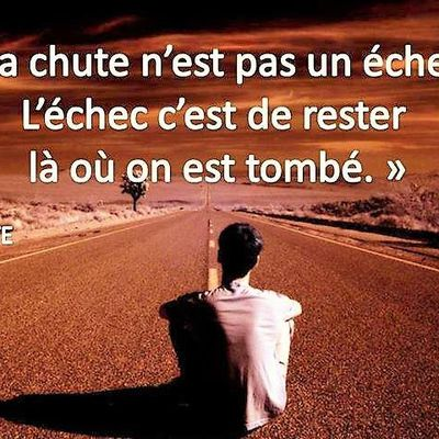 TOUJOURS SE RELEVER !