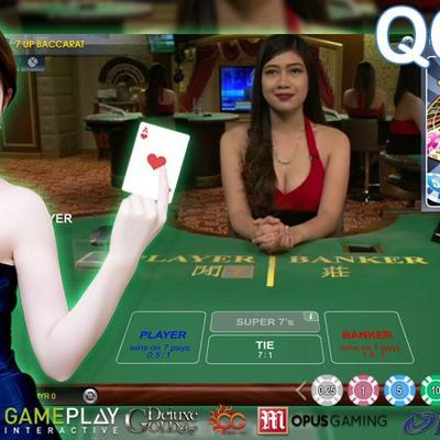 7 Up Baccarat A New Variation of the Favorite Casino Game