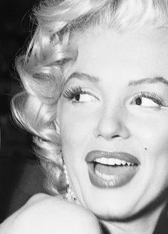 Portrait Marilyn