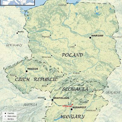 The Visegrad group