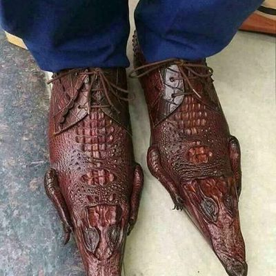 A well designed shoe