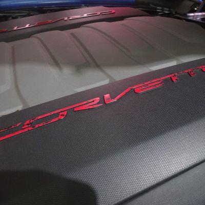 El Corvette.