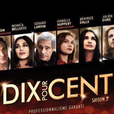 Dix Pour Cent - saison 3 -  Ce soir  à 21:00 sur France 2