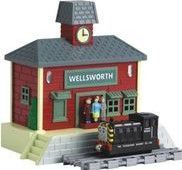 JO909 - Thomas & friends - gare de Wellsworth - 10€