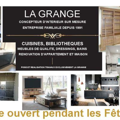 La Grange Concepteur en Rénovation Intérieure en Aquitaine