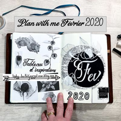Plan with me Février 2020