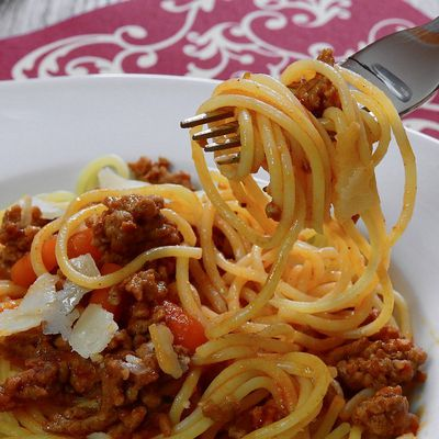 Fasting - Try This Healthy Pasta Dish