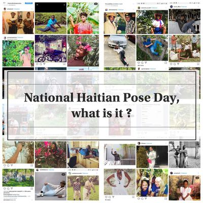 National Haitian Pose Day, what is it ?