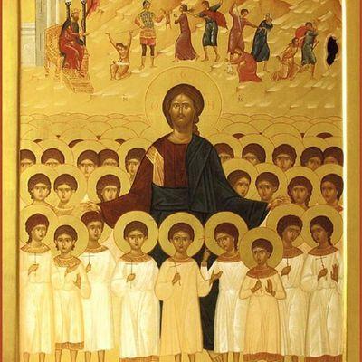 Les Saints Innocents... 2000 ans après