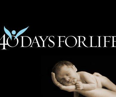 les 40 days for life