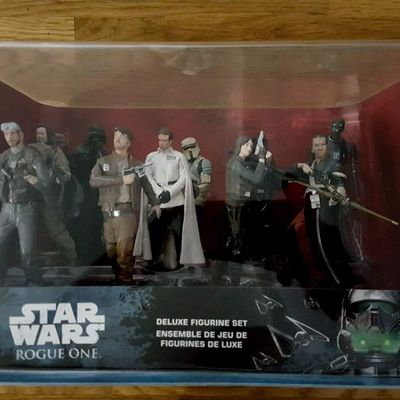 Set 10 figurines Deluxe (Rogue One - 2016)