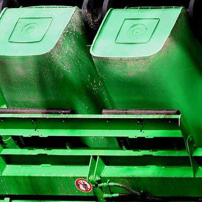 La collecte des déchets pendant la Féria de Dax / Landes Infos